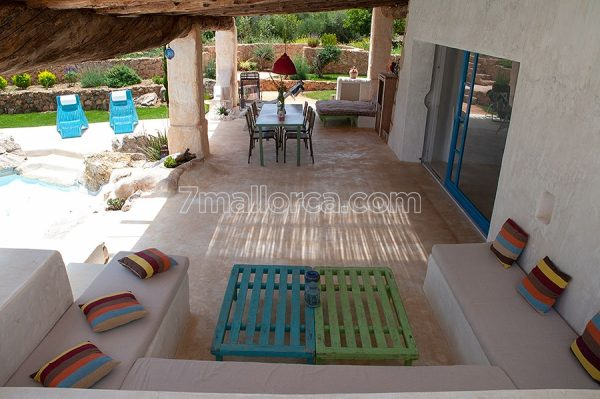 vacation house modern desig majorca