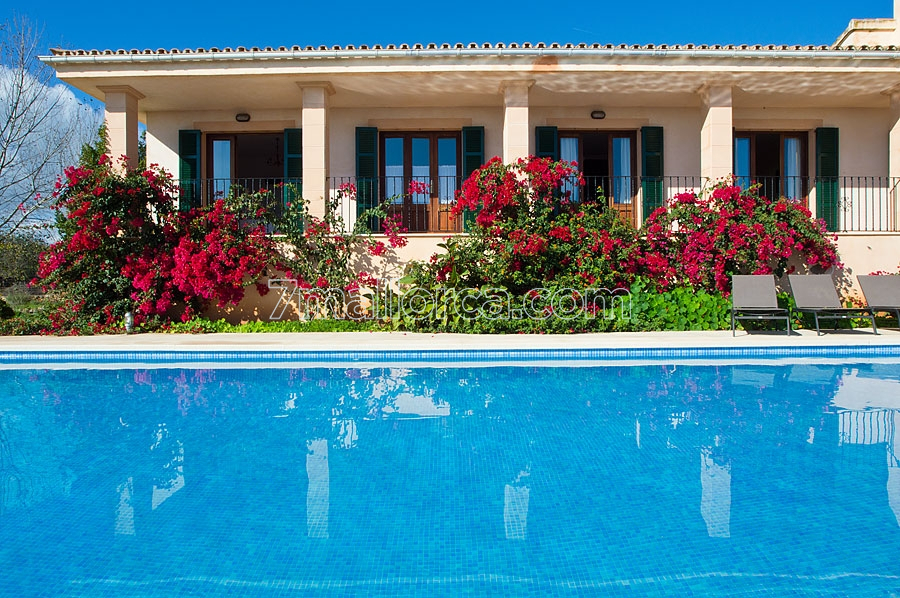 bernadí - beautiful and large country house with pool and garden - Schwimmingpool Fur Den Garten