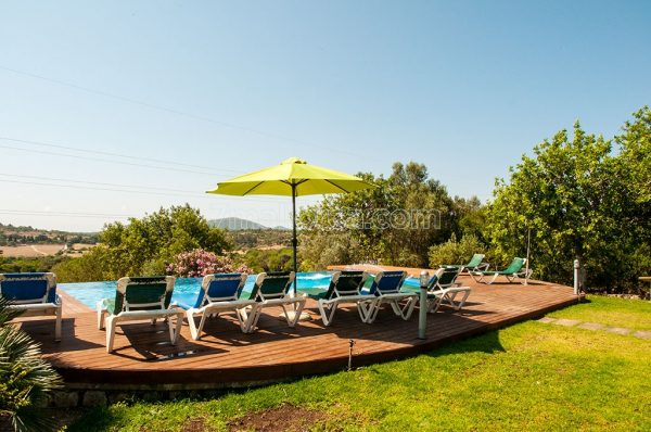 finca mit pool fuer gruppe