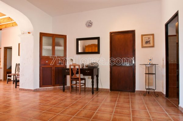 majorca finca country rent house