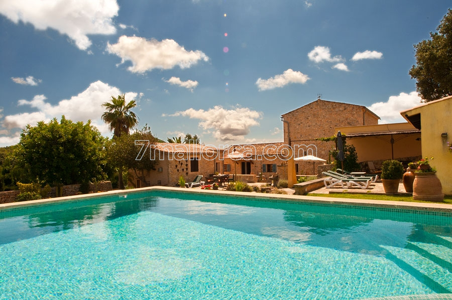 Angela 7mallorca Ferienhaus Am Meer Und Finca Mit Pool Mallorca Large Holiday Home With