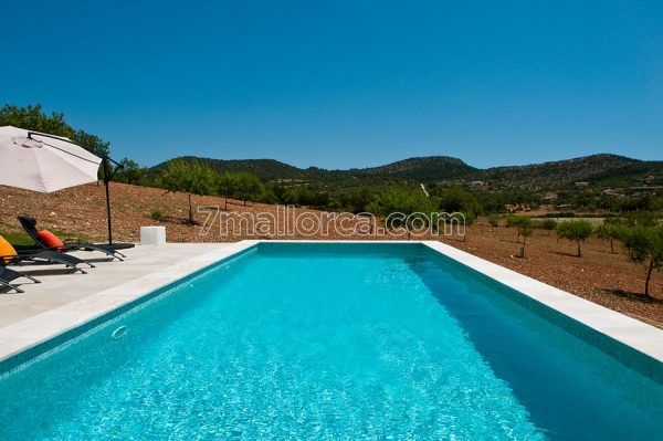 i went to see the best country home in majorca - wonderful!