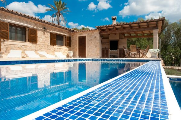 fantastic holiday house in mallorca for the summer vacation