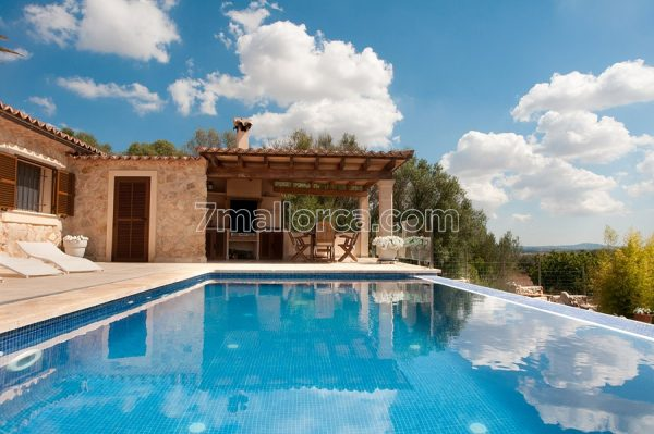 a summer in mallorca apartment pool holyday