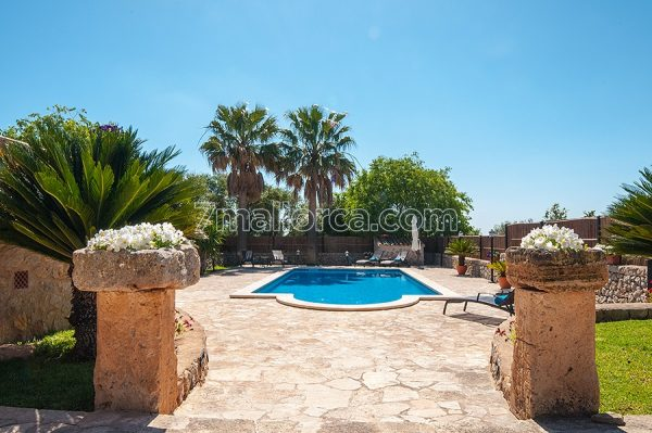 mallorca dorfhaus privat pool