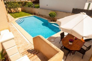 Regina:  Holiday Home with pool in Cala Ratjada, 120 meters from the beach