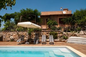 Fidela:  Small and affordable holiday home in Son Macià
