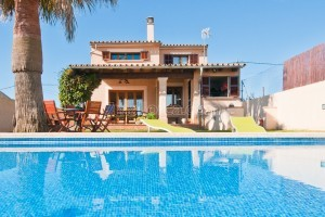 Carles:  Village house with pool and beautiful views