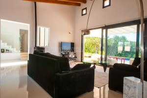 Carme:  Modern, newly built holiday home with swimming pool, WI-FI and satellite TV