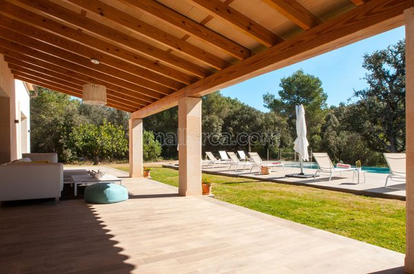 cati - spacious, modern and well equipped finca in artà - Landhaus Modern