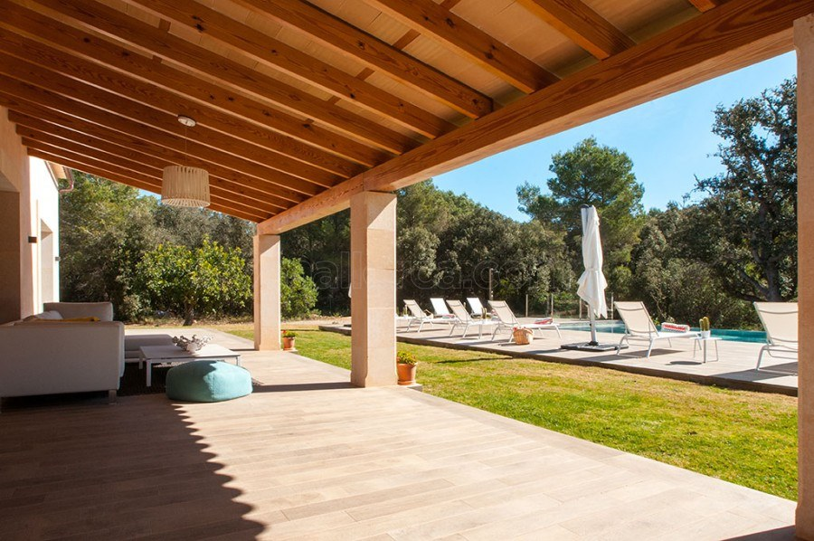 Cati - Spacious, Modern And Well Equipped Finca In Artà