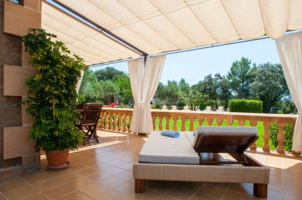vacation house with nice pool and wifi majorca