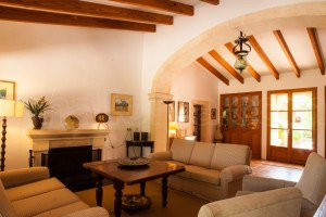 Finca Clara:  Historic country house with pool near Artà