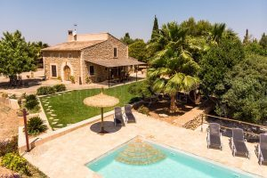 Finca Estefania:  Finca with pool, outdoor kitchen and panoramic views
